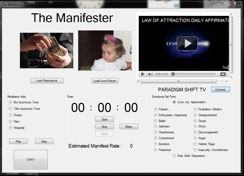 The Manifester